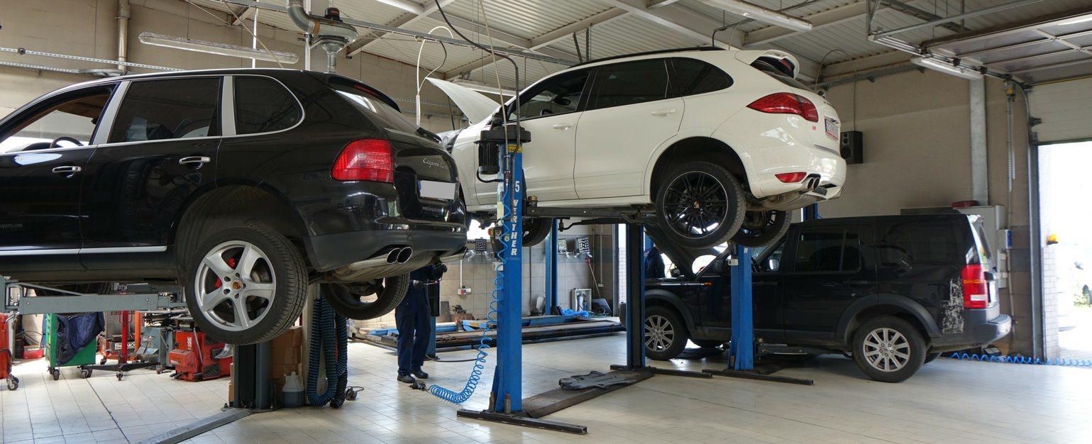Podnośniki i stanowiska warsztatowe w Auto Ars