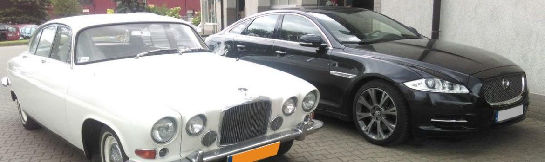 Jaguar 3.8 MARK z 1963 r. oraz Jaguar XJ 3.0 Diesel z 2013 r.