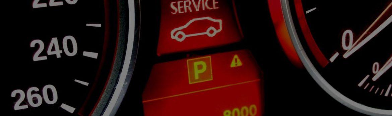Kontrolka sprawdź auto