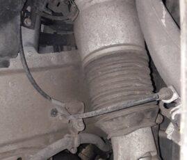 Amortyzator aktywny z poduszką pneumatyczną w Porsche Panamera