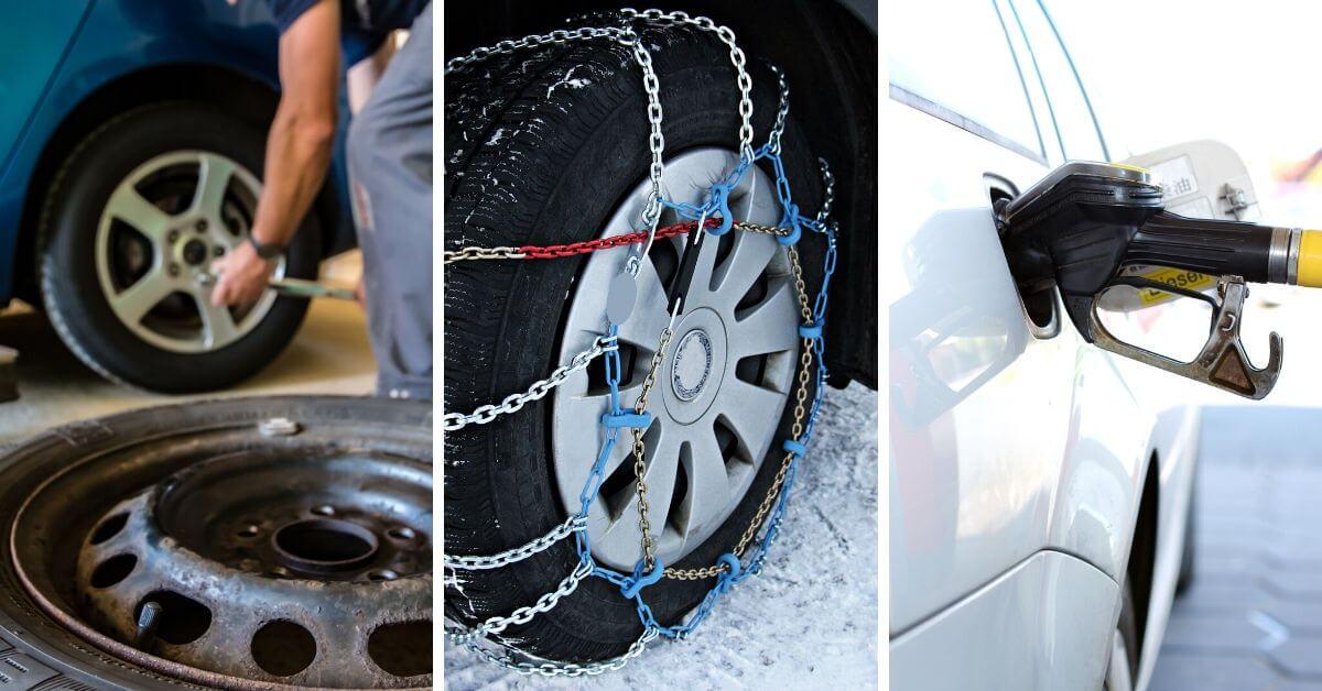 jak przygotować auto do wyjazdu zimowego?