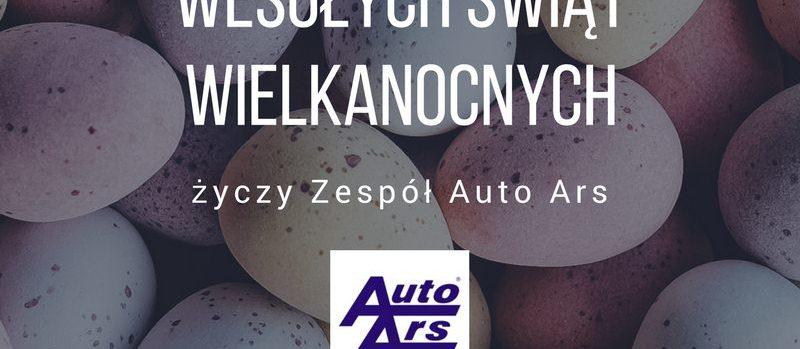 Życzenia wielkanocne od zespołu Auto Ars
