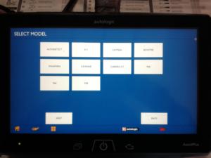 Urządzenie diagnostyczne Autologic AssistPlus moduł porsche