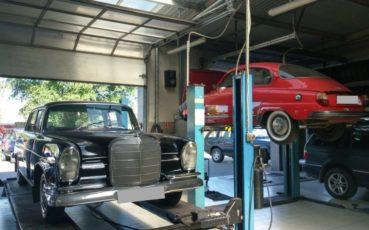 mercedes w111 saab 96 naprawy w auto ars