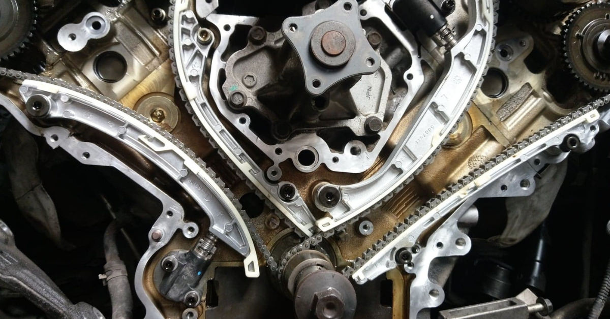 Wymiana łańcucha rozrządu w Auto Ars - Infinity QX56