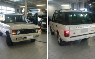 Range Rover Classic 4,2 l z 1994 r.