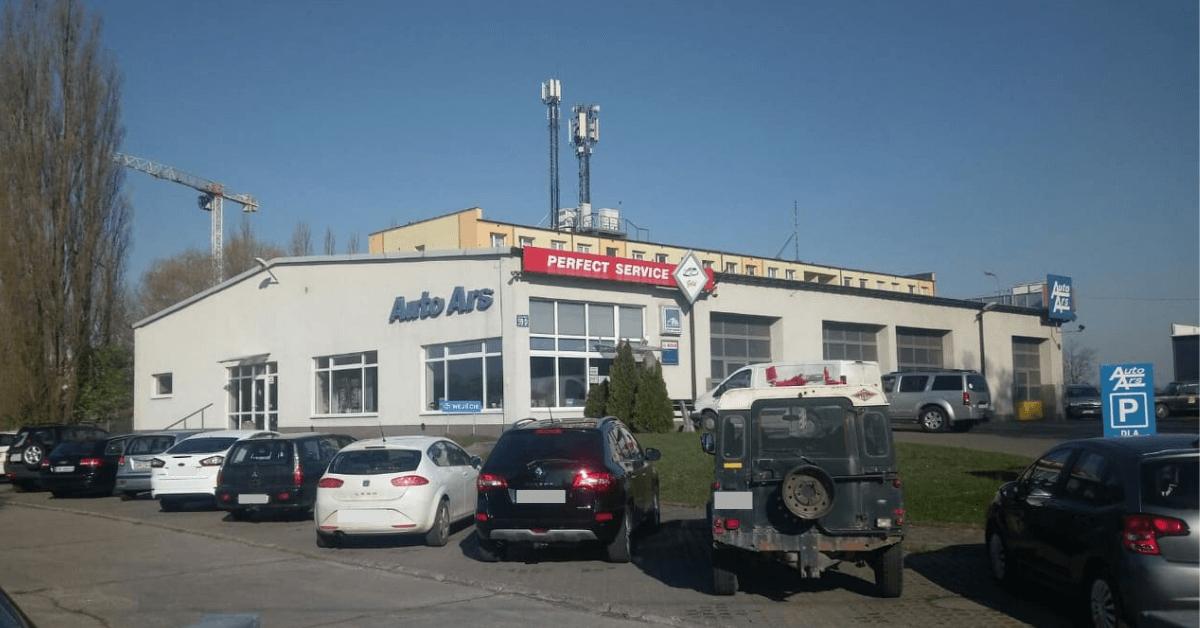 Warsztat samochodowy Auto Ars Szczecin