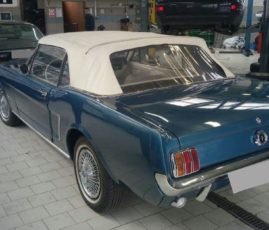 Ford Mustang z 1964 r. w Auto Ars