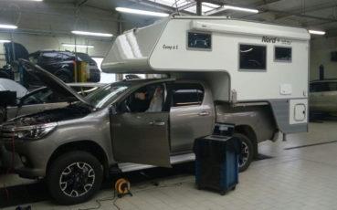 Toyota Hilux 2017 w Auto Ars