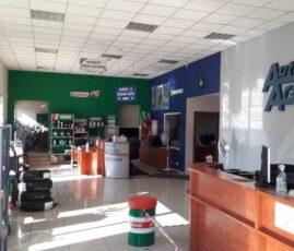 Biurko Obsługi Klienta w warsztacie Auto Ars