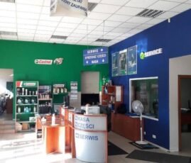 Biuro Obsługi Klienta w serwisie samochodowym Auto Ars