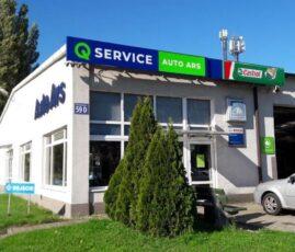 Serwis samochodowy Auto Ars należący do sieci warsztatowej Q Service Castrol