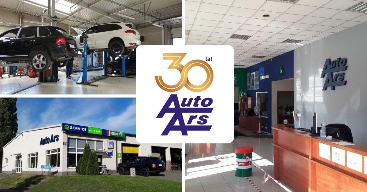 30-lecie serwisu samochodowego Auto Ars w Szczecinie