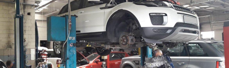 Wymiana głowicy i rozrządu w Range Rover Evoque 2.0D